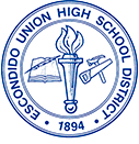Logo Escondido Union High School District
